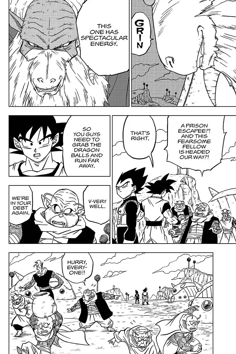 Dragon Ball Super Chapter 44  Online Free Manga Read Image 20