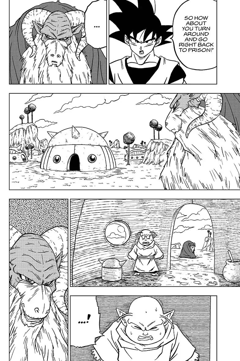 Dragon Ball Super Chapter 44  Online Free Manga Read Image 24