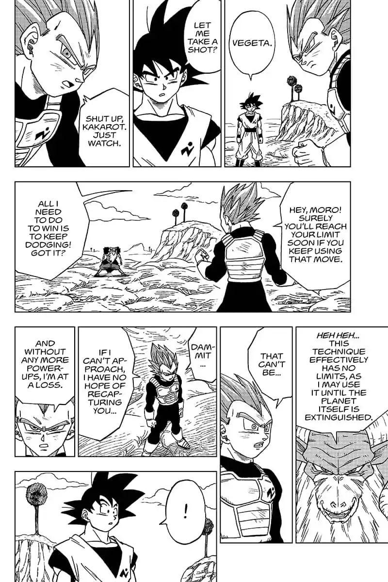 Dragon Ball Super Chapter 45  Online Free Manga Read Image 14