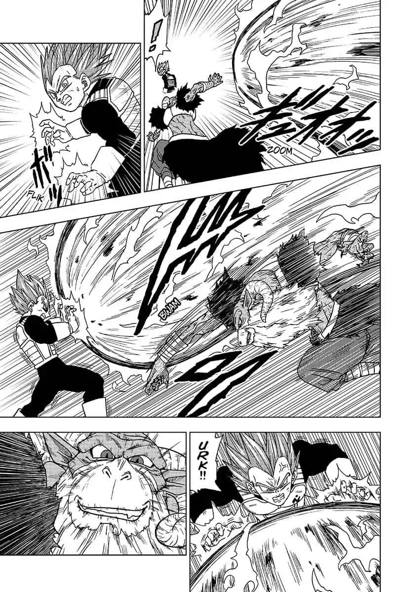 Dragon Ball Super Chapter 45  Online Free Manga Read Image 19