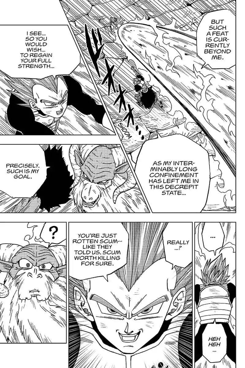 Dragon Ball Super Chapter 45  Online Free Manga Read Image 21