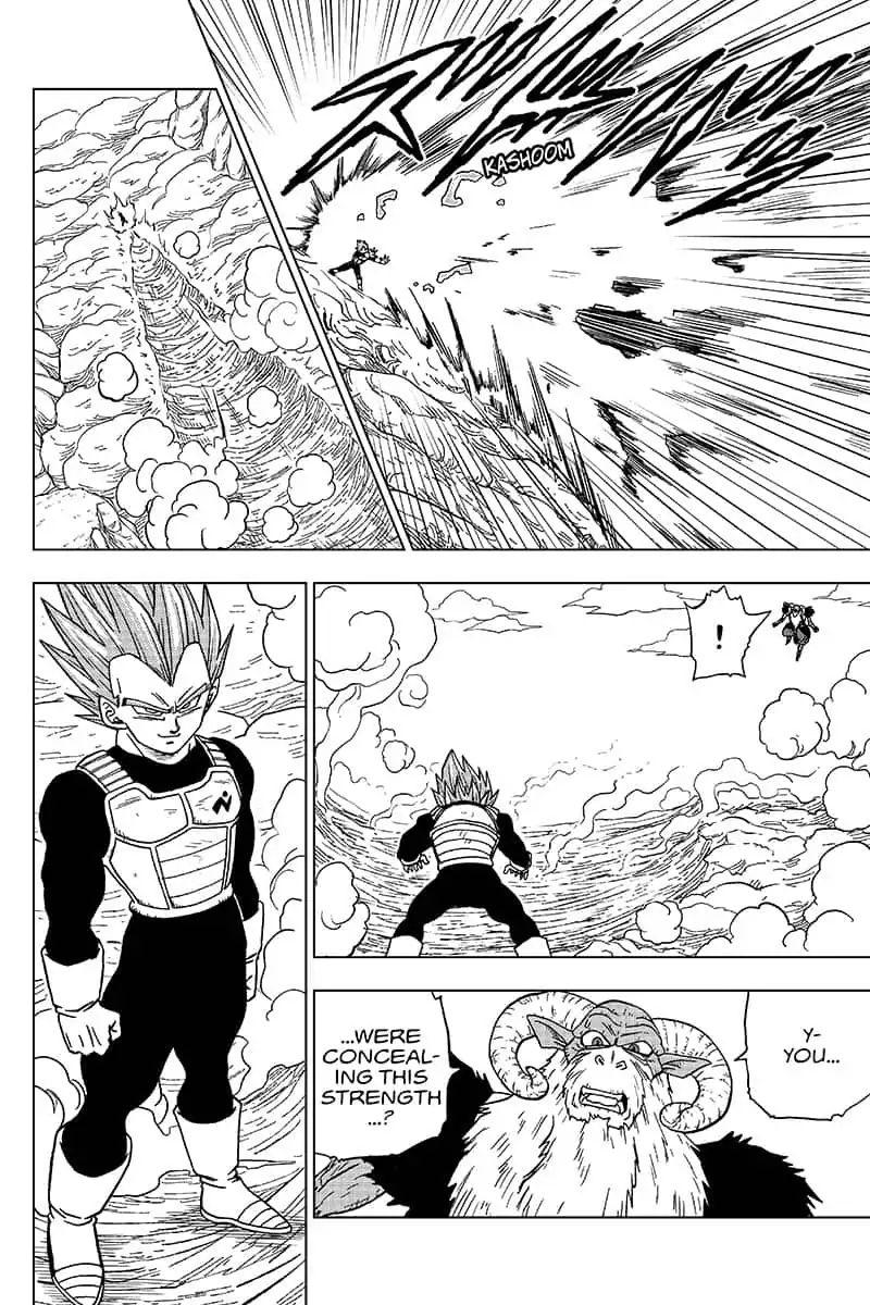 Dragon Ball Super Chapter 45  Online Free Manga Read Image 24