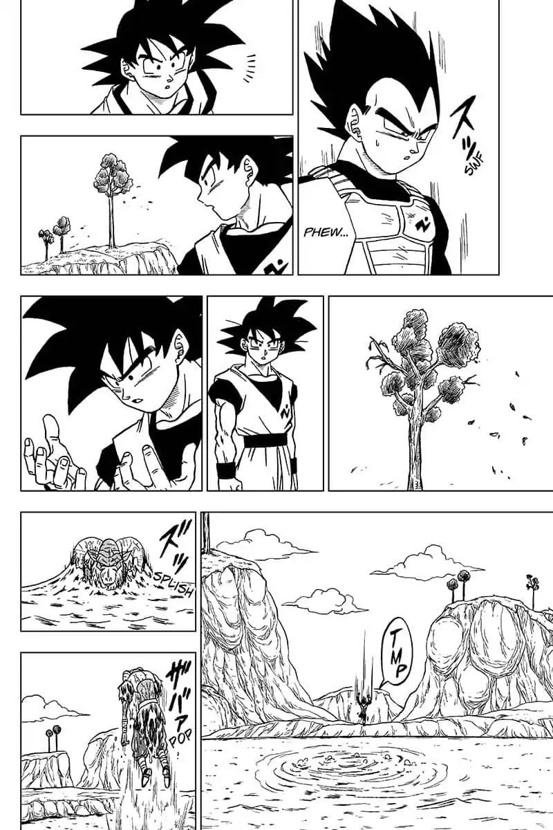 Dragon Ball Super Chapter 45  Online Free Manga Read Image 32