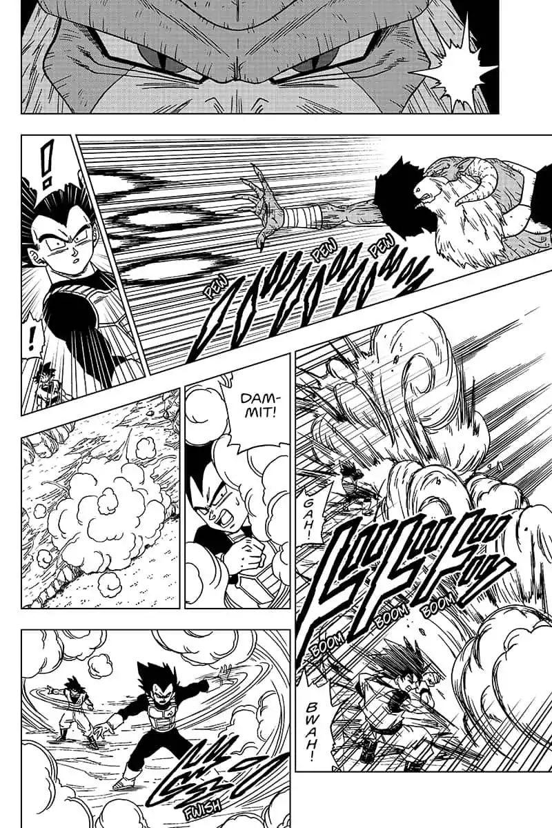 Dragon Ball Super Chapter 45  Online Free Manga Read Image 34