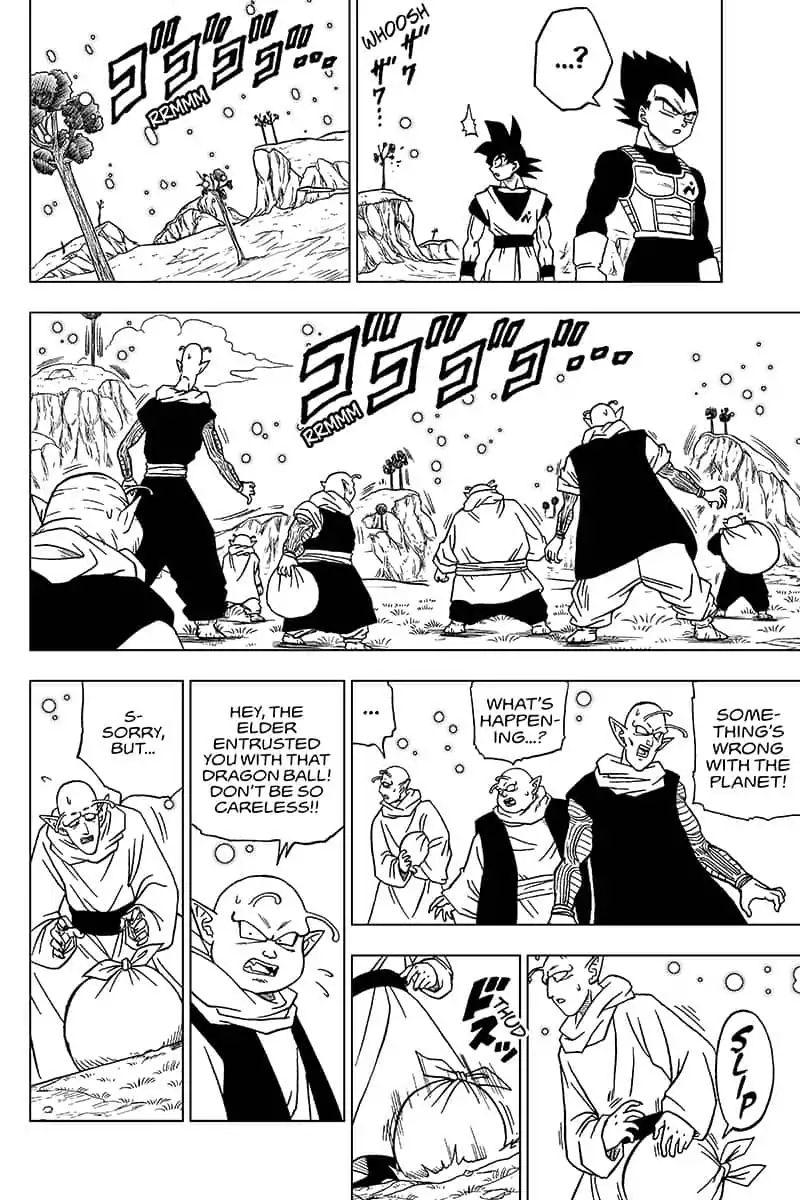Dragon Ball Super Chapter 45  Online Free Manga Read Image 36
