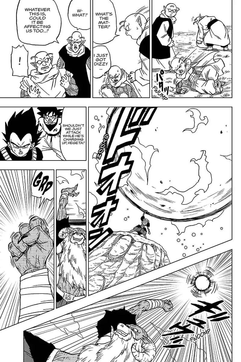 Dragon Ball Super Chapter 45  Online Free Manga Read Image 37