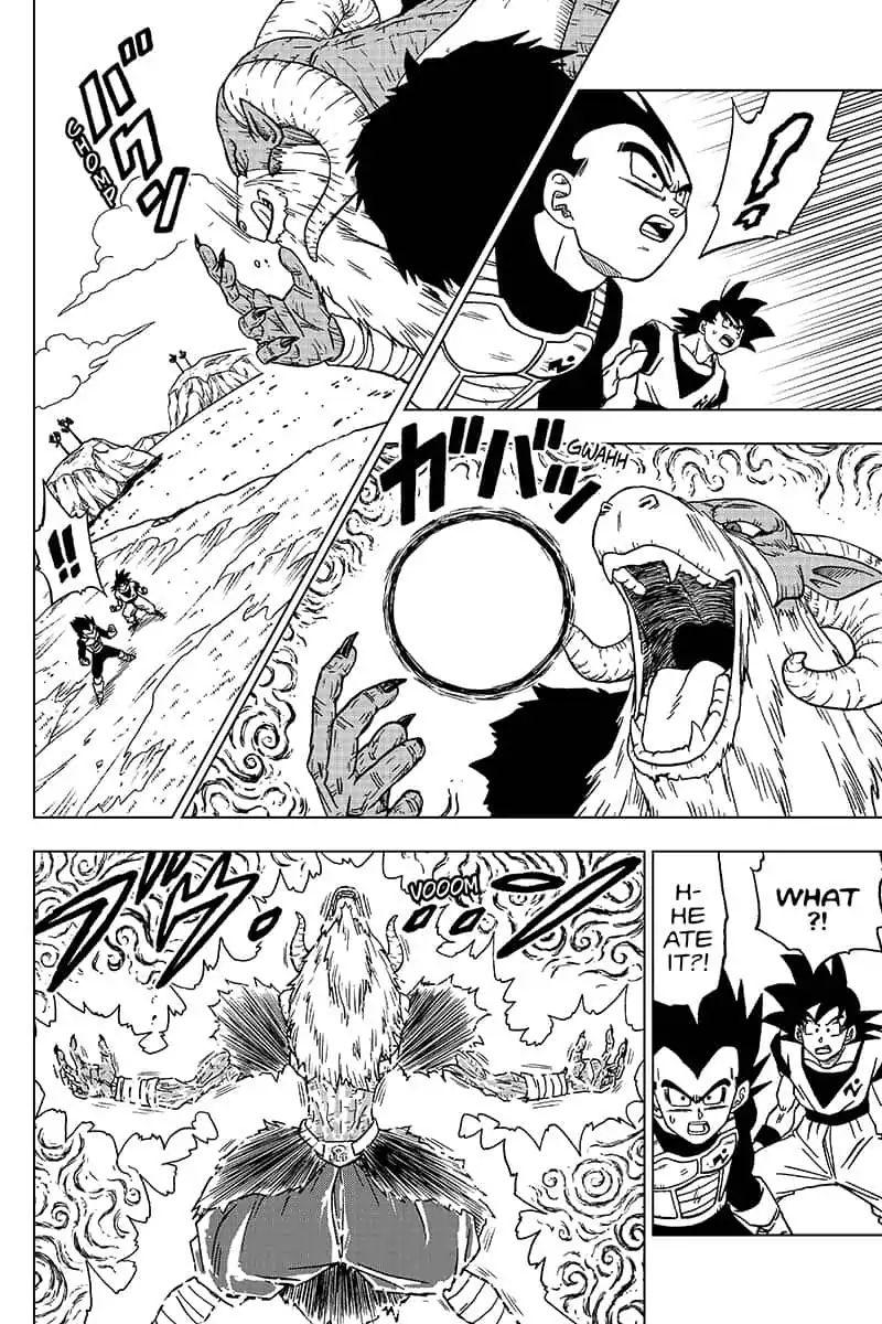 Dragon Ball Super Chapter 45  Online Free Manga Read Image 38