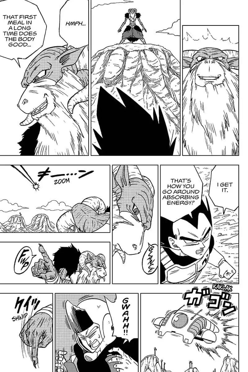 Dragon Ball Super Chapter 45  Online Free Manga Read Image 39