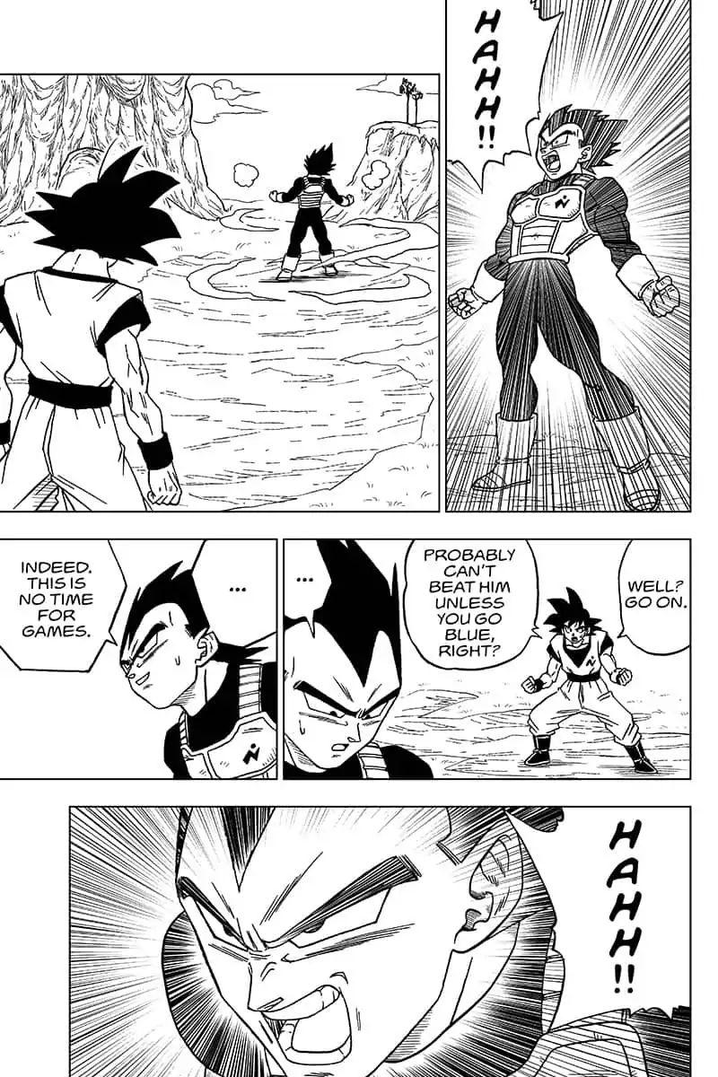 Dragon Ball Super Chapter 45  Online Free Manga Read Image 41