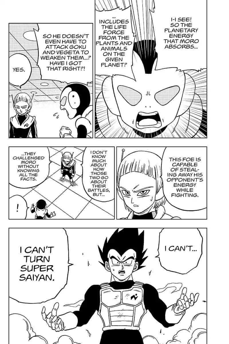 Dragon Ball Super Chapter 45  Online Free Manga Read Image 42