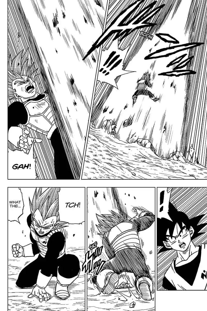 Dragon Ball Super Chapter 45  Online Free Manga Read Image 6