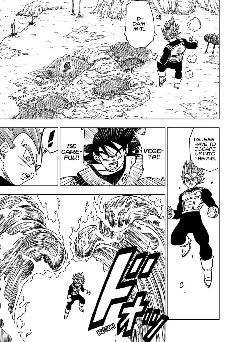 Dragon Ball Super Chapter 45  Online Free Manga Read Image 9