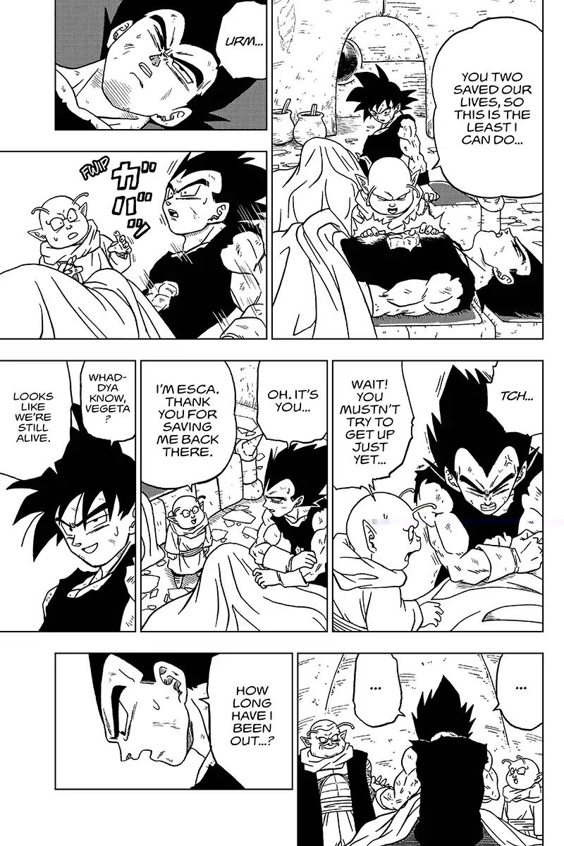 Dragon Ball Super Chapter 46  Online Free Manga Read Image 22