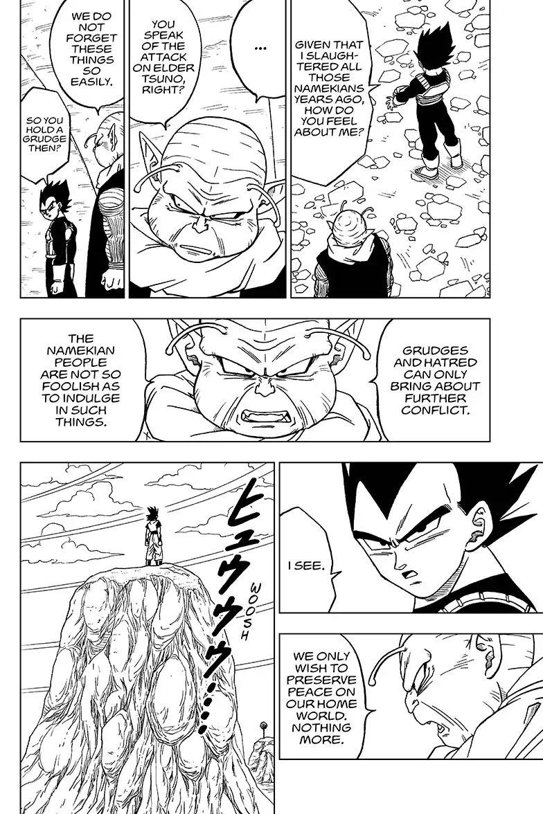Dragon Ball Super Chapter 47  Online Free Manga Read Image 12