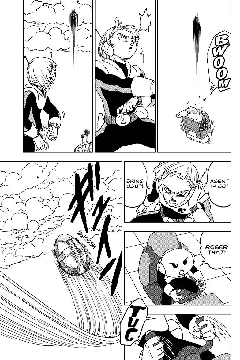 Dragon Ball Super Chapter 47  Online Free Manga Read Image 21