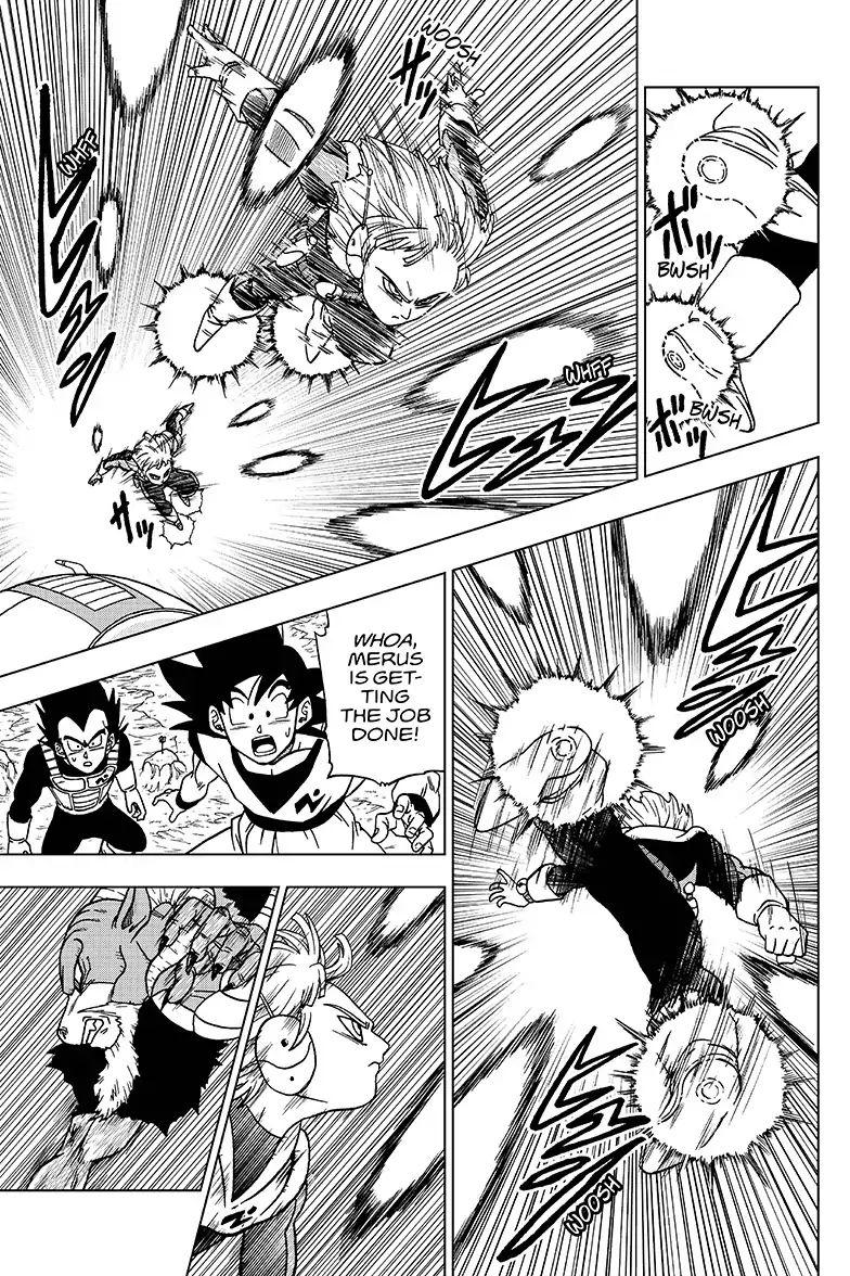 Dragon Ball Super Chapter 47  Online Free Manga Read Image 23