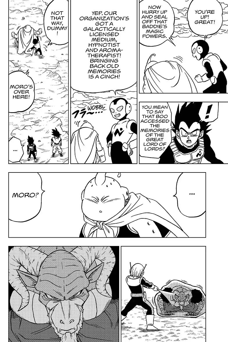 Dragon Ball Super Chapter 47  Online Free Manga Read Image 32