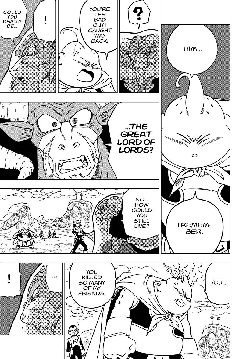 Dragon Ball Super Chapter 47  Online Free Manga Read Image 33
