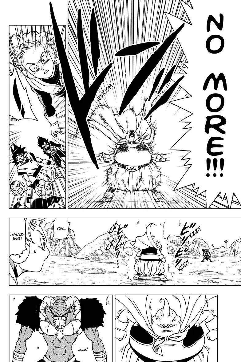 Dragon Ball Super Chapter 47  Online Free Manga Read Image 36