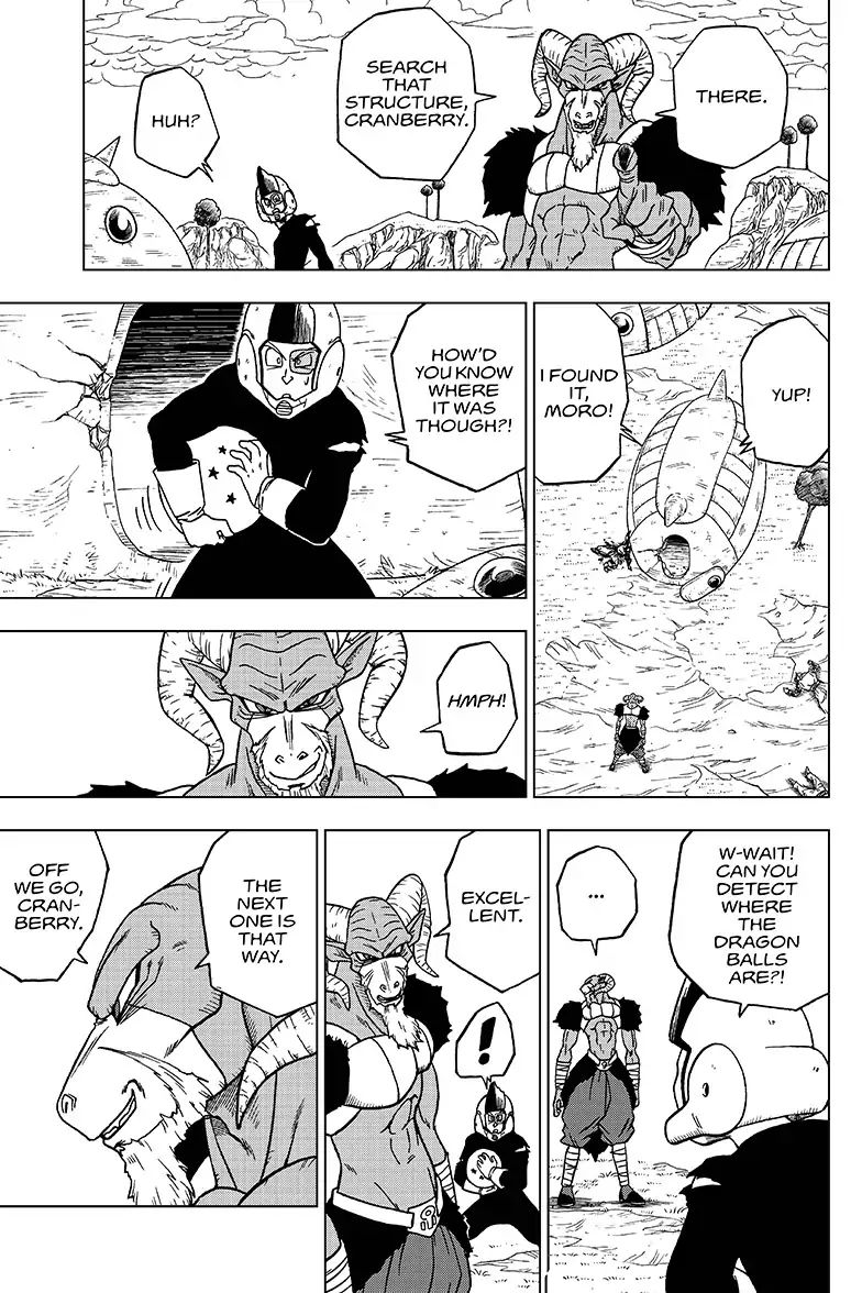 Dragon Ball Super Chapter 47  Online Free Manga Read Image 5