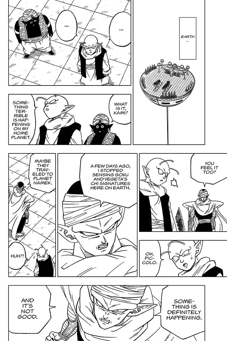 Dragon Ball Super Chapter 47  Online Free Manga Read Image 6