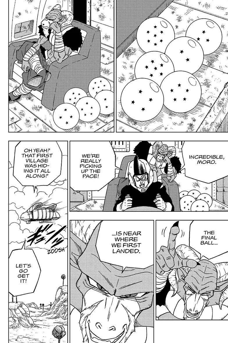 Dragon Ball Super Chapter 47  Online Free Manga Read Image 8