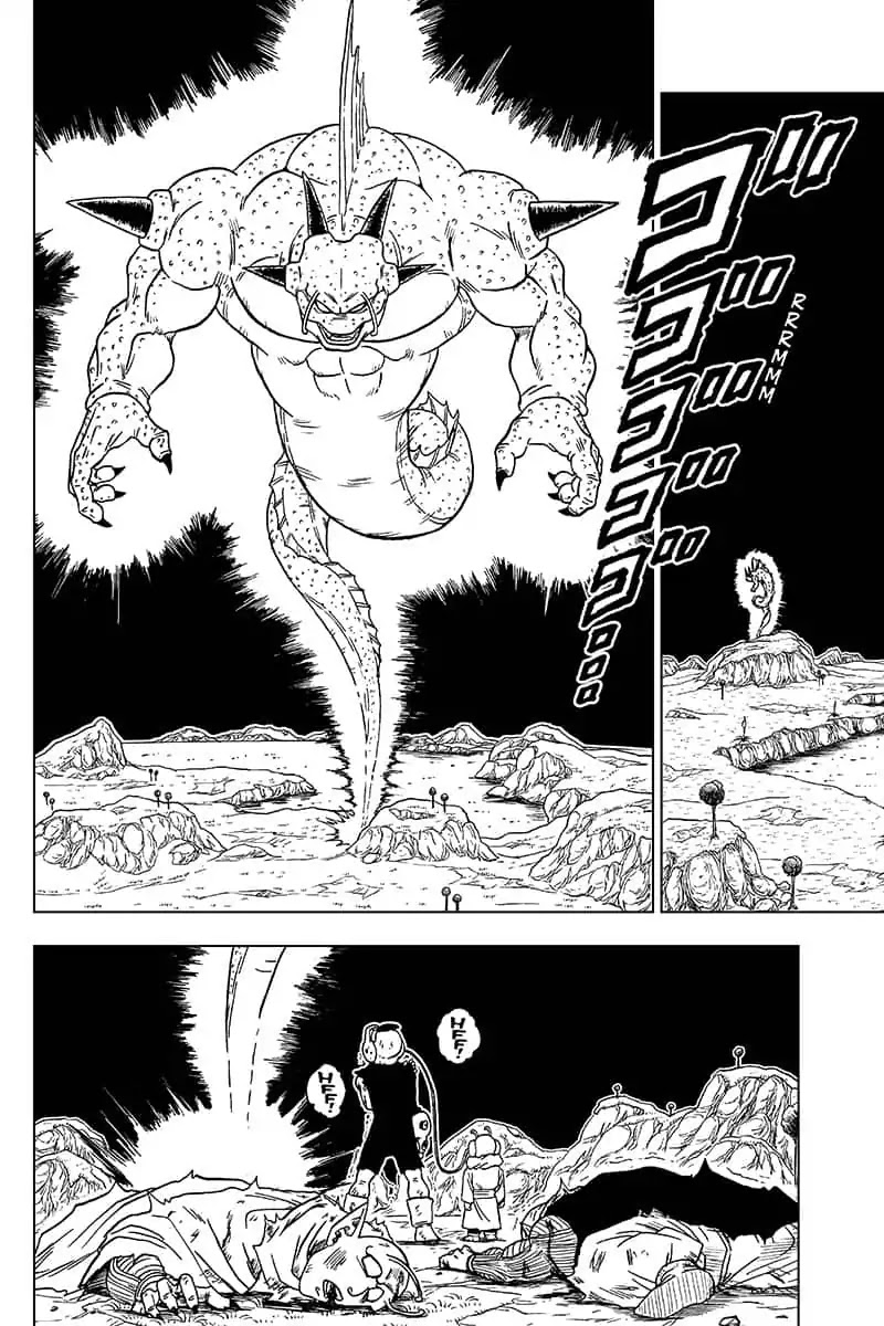 Dragon Ball Super Chapter 48  Online Free Manga Read Image 16