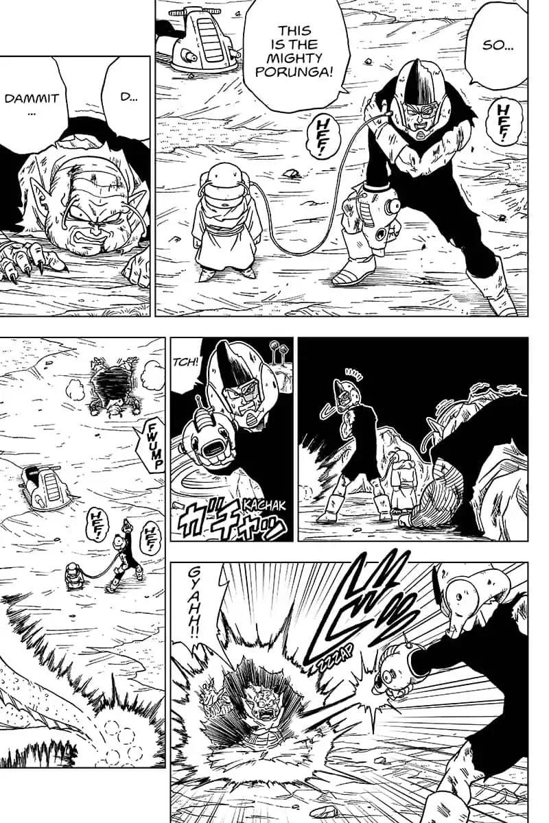 Dragon Ball Super Chapter 48  Online Free Manga Read Image 17
