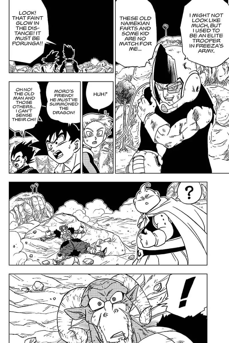 Dragon Ball Super Chapter 48  Online Free Manga Read Image 18