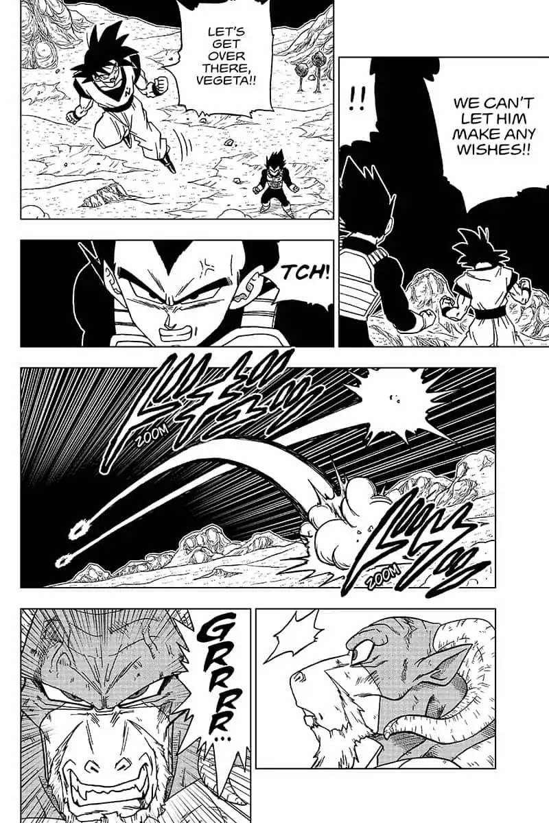 Dragon Ball Super Chapter 48  Online Free Manga Read Image 20