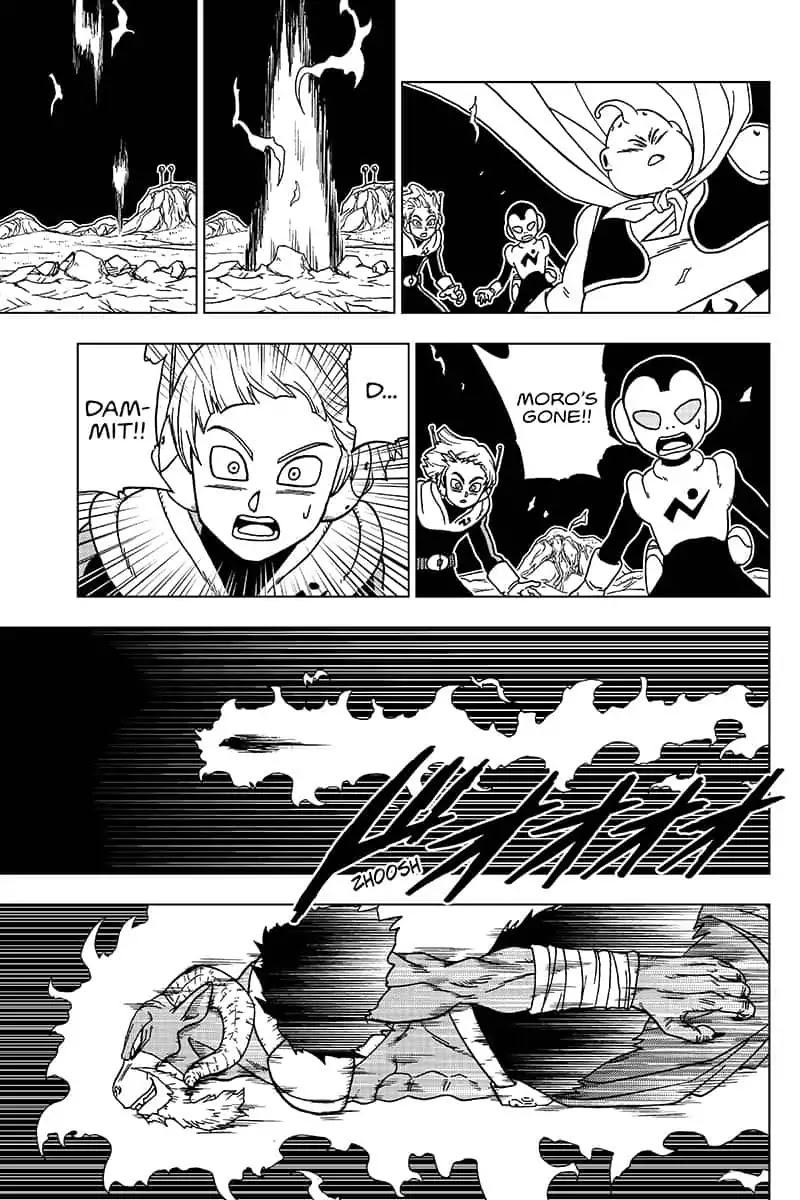 Dragon Ball Super Chapter 48  Online Free Manga Read Image 25