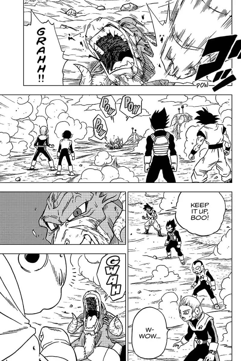 Dragon Ball Super Chapter 48  Online Free Manga Read Image 3