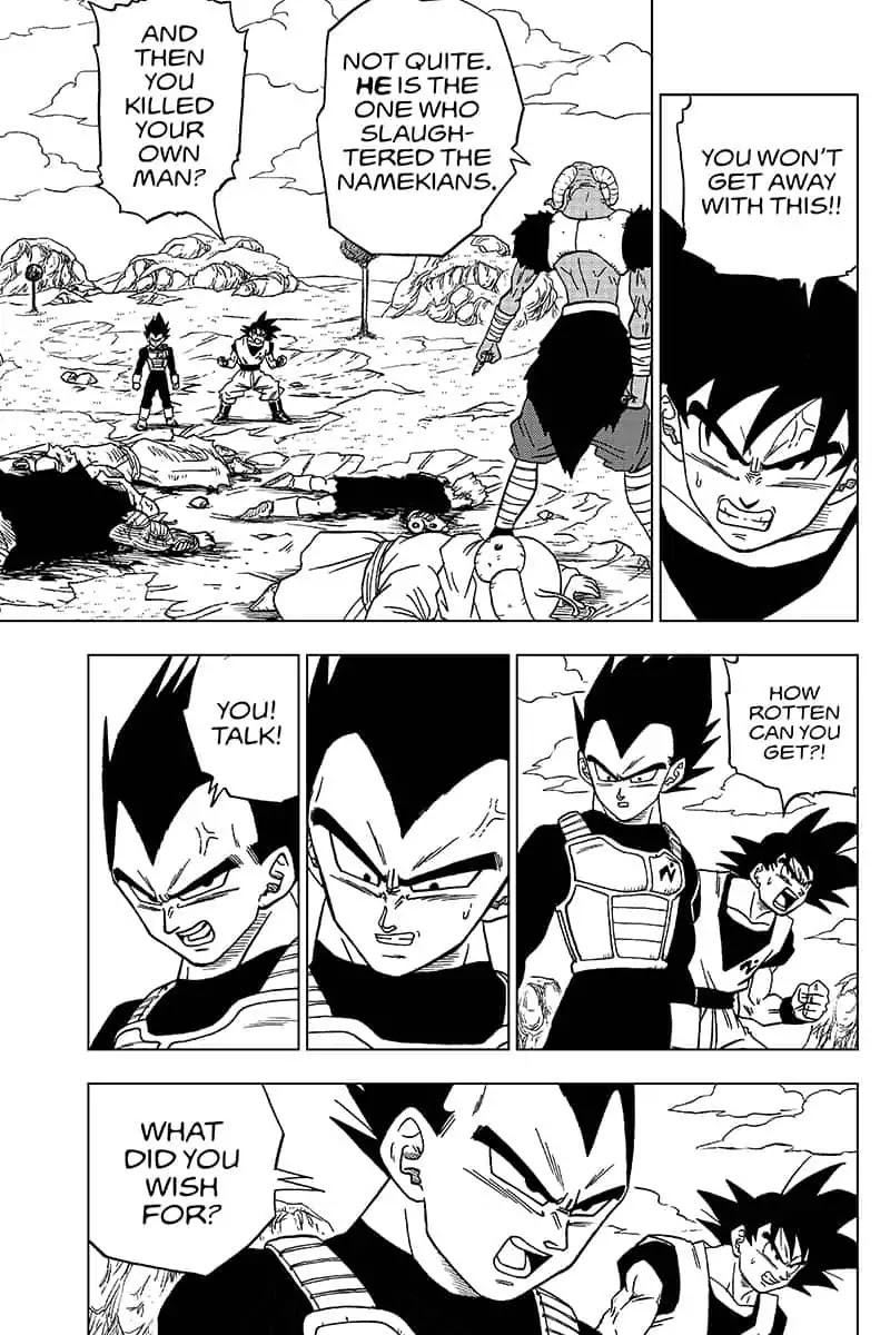 Dragon Ball Super Chapter 48  Online Free Manga Read Image 35