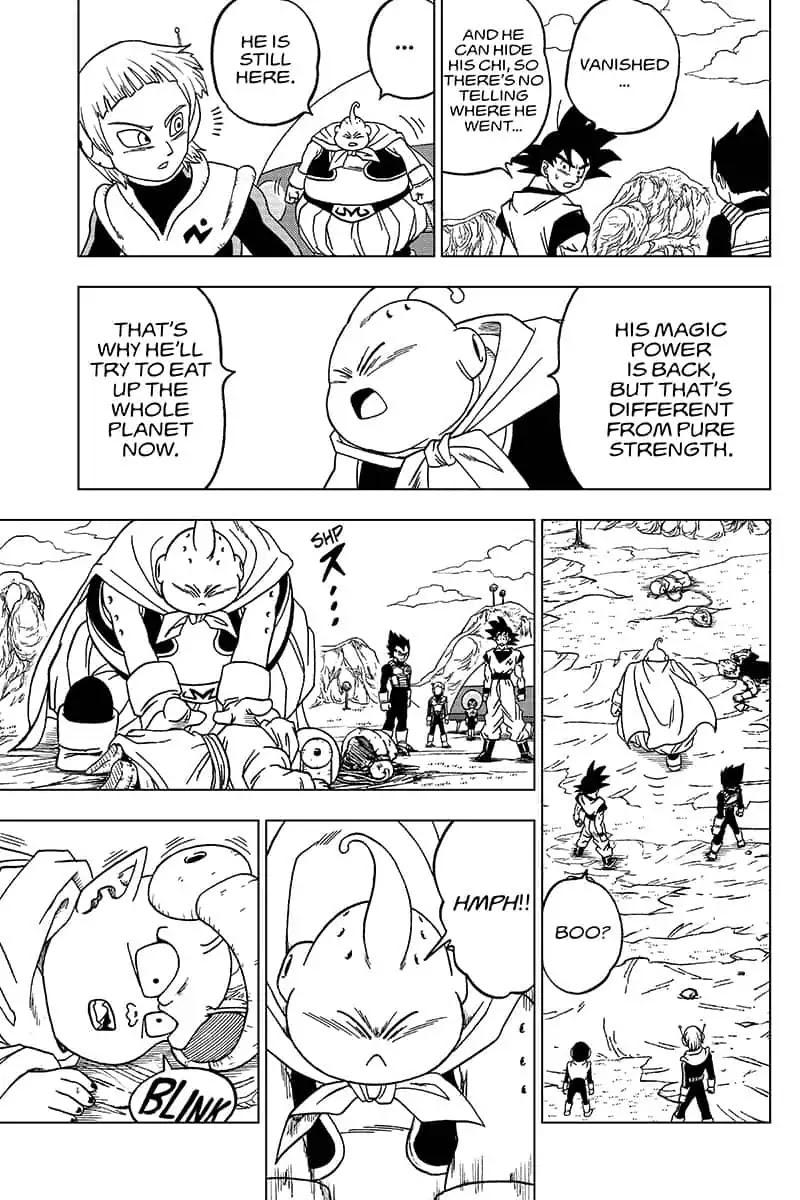 Dragon Ball Super Chapter 48  Online Free Manga Read Image 39