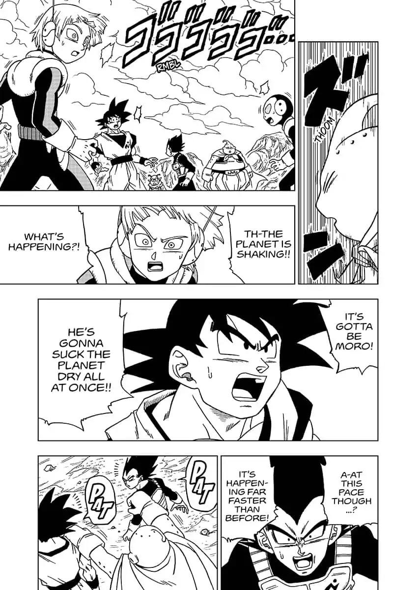 Dragon Ball Super Chapter 48  Online Free Manga Read Image 41