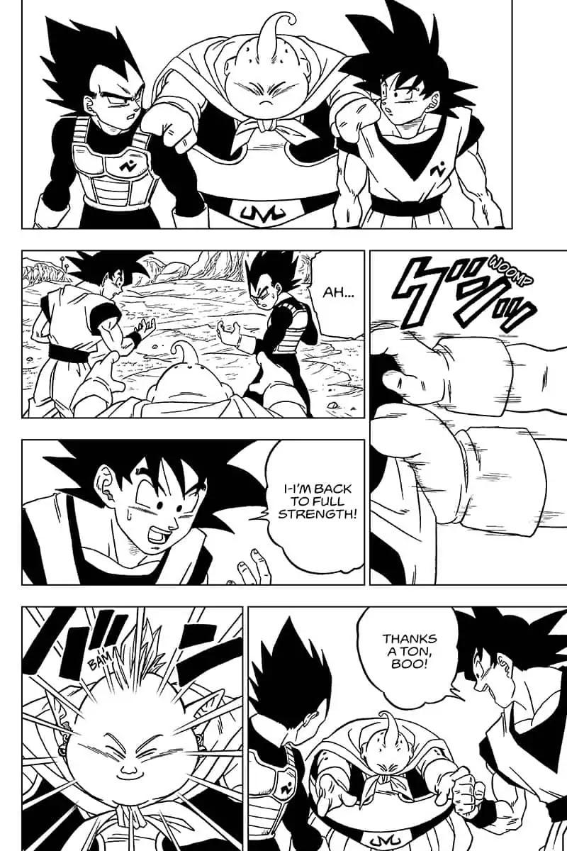 Dragon Ball Super Chapter 48  Online Free Manga Read Image 42