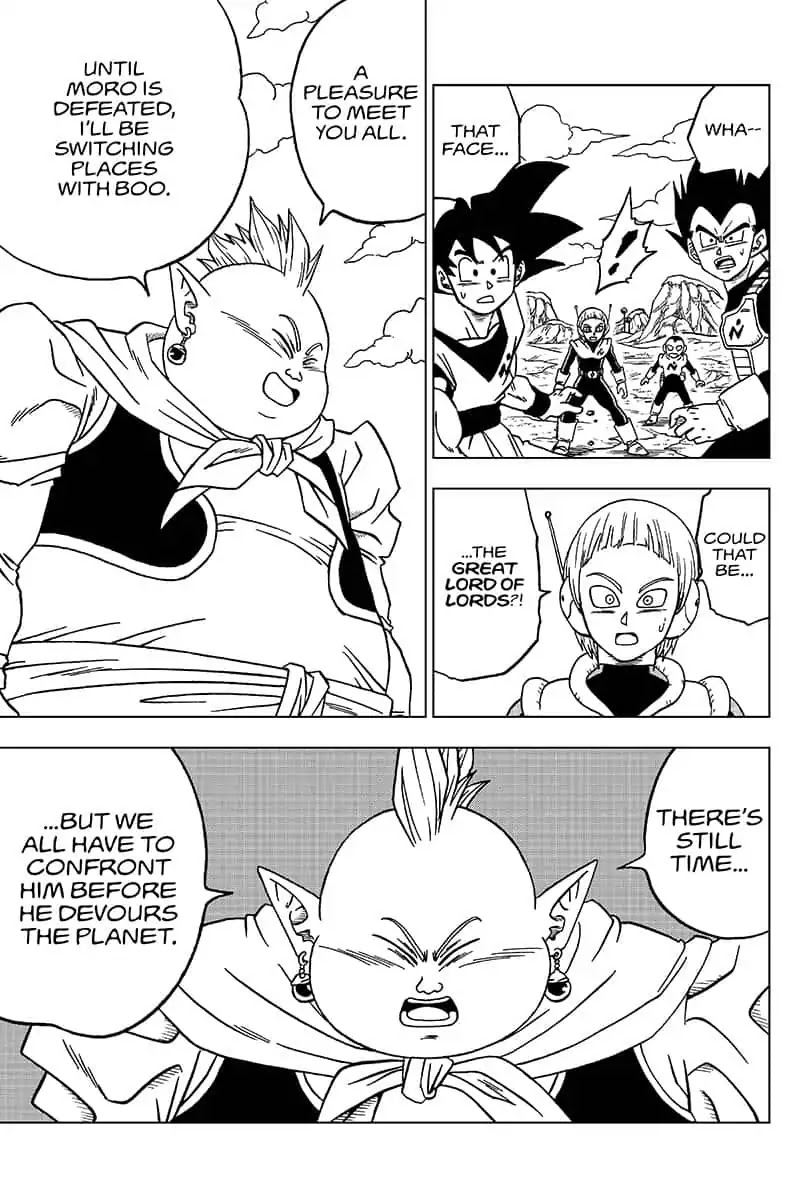Dragon Ball Super Chapter 48  Online Free Manga Read Image 43