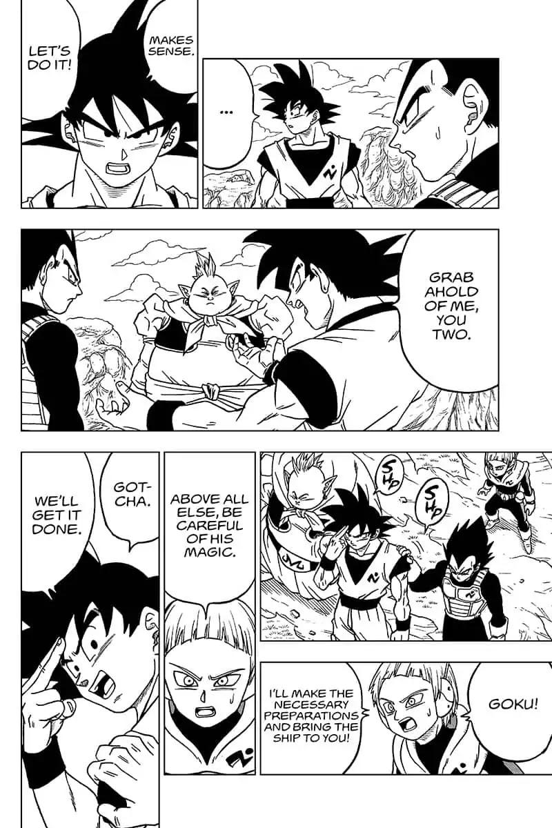 Dragon Ball Super Chapter 48  Online Free Manga Read Image 44