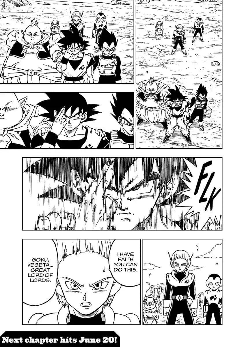 Dragon Ball Super Chapter 48  Online Free Manga Read Image 45