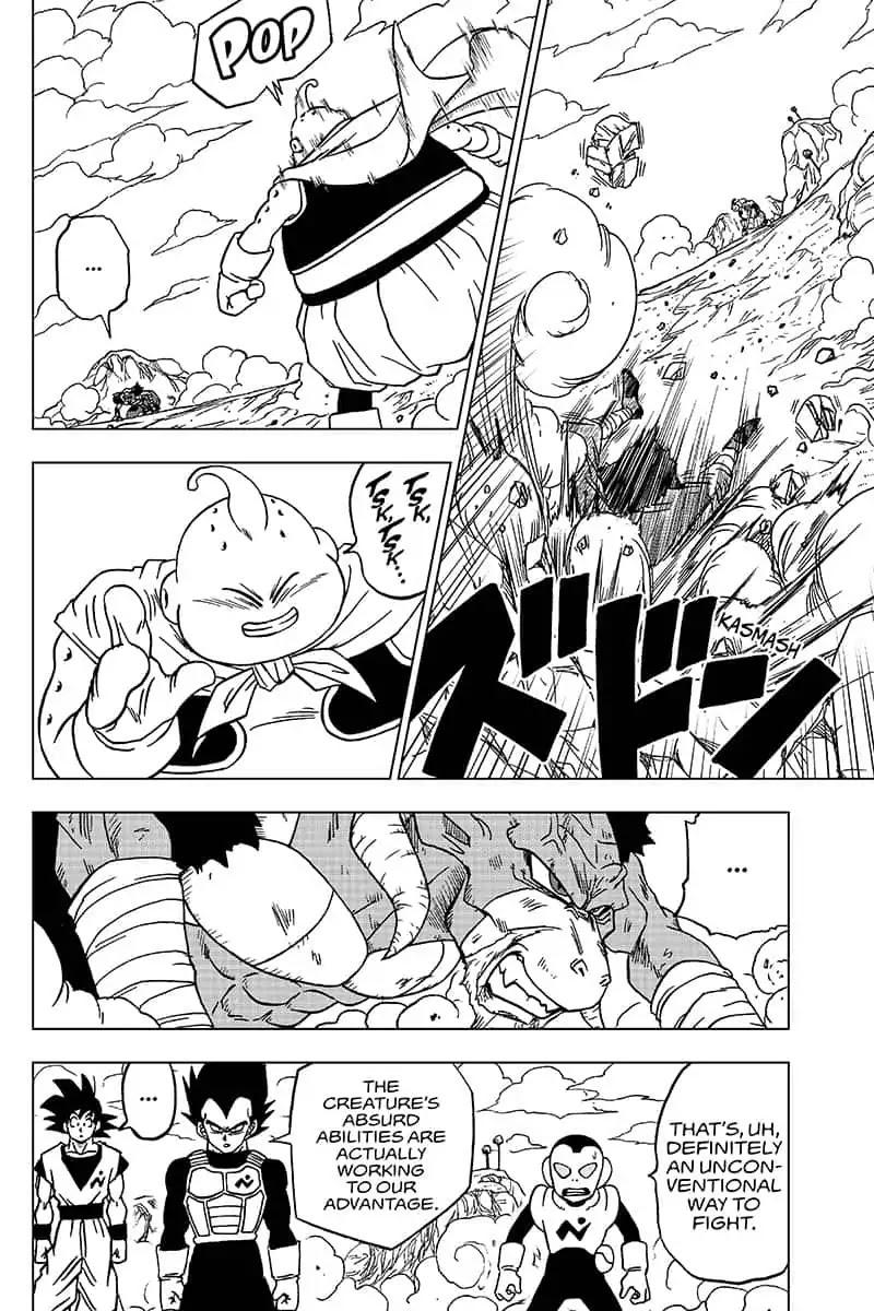 Dragon Ball Super Chapter 48  Online Free Manga Read Image 6