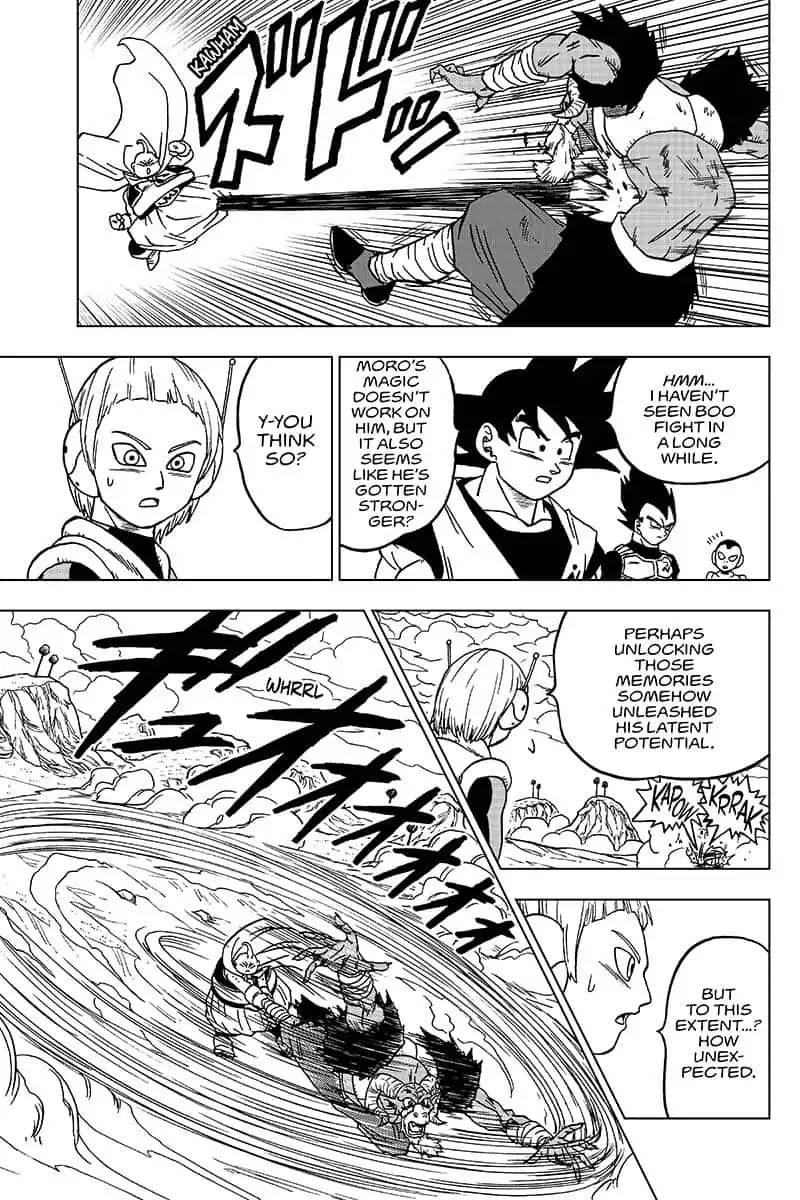 Dragon Ball Super Chapter 48  Online Free Manga Read Image 7