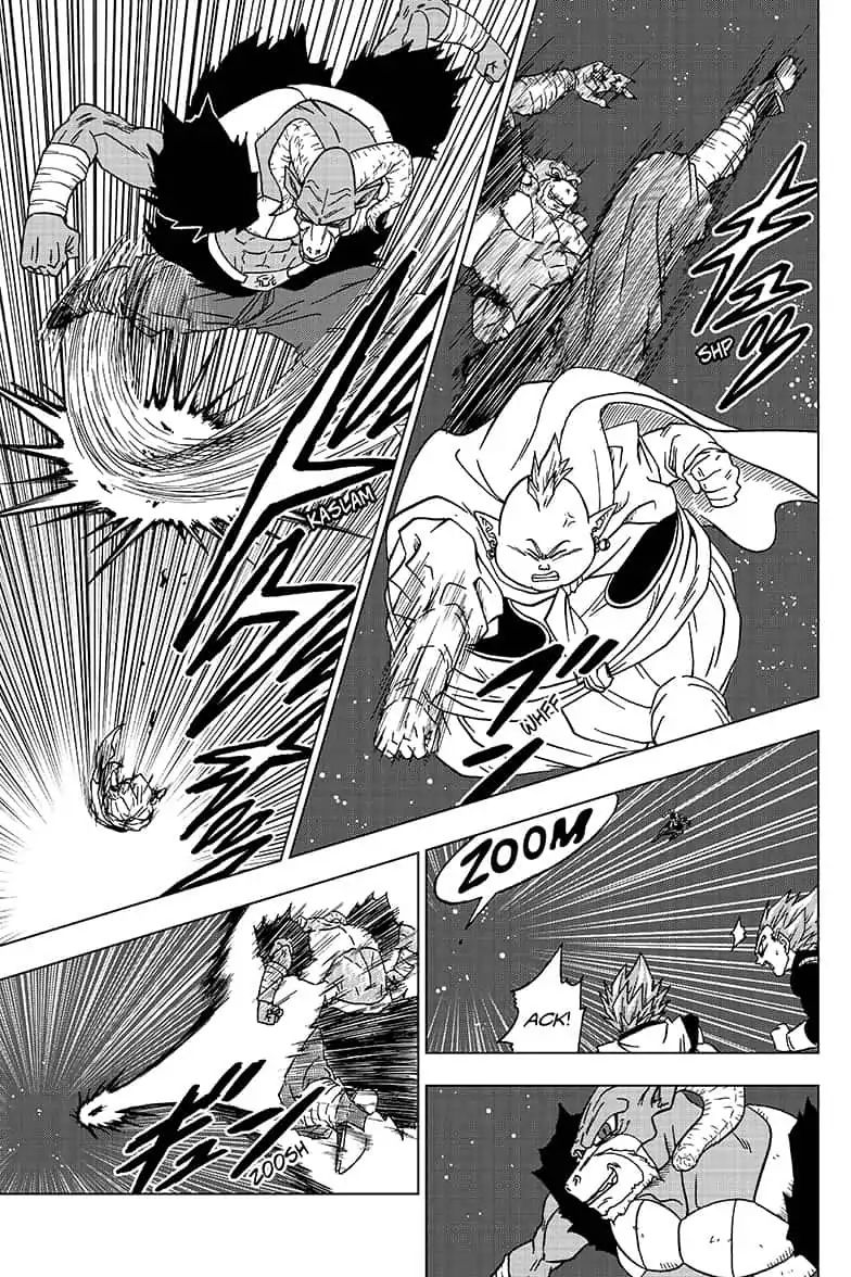 Dragon Ball Super Chapter 49  Online Free Manga Read Image 10