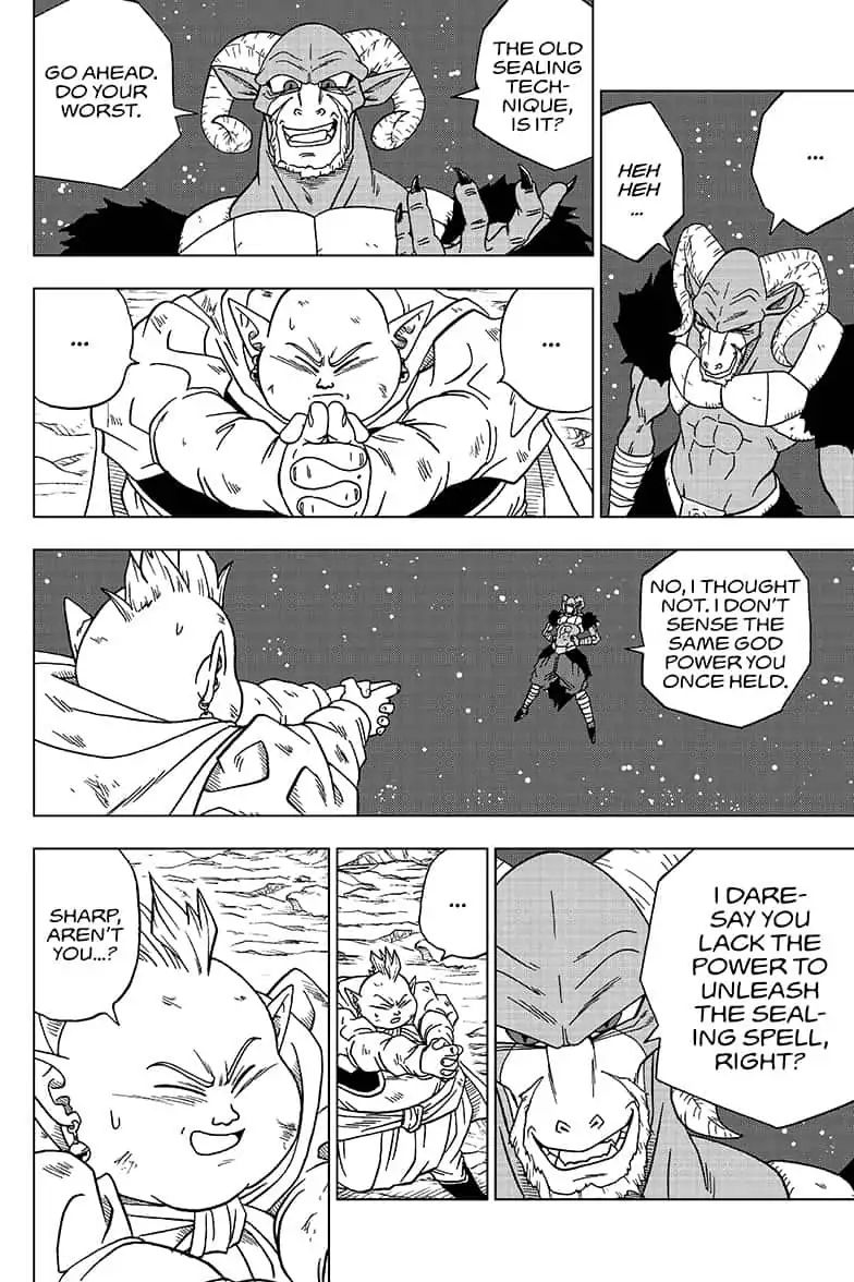 Dragon Ball Super Chapter 49  Online Free Manga Read Image 17