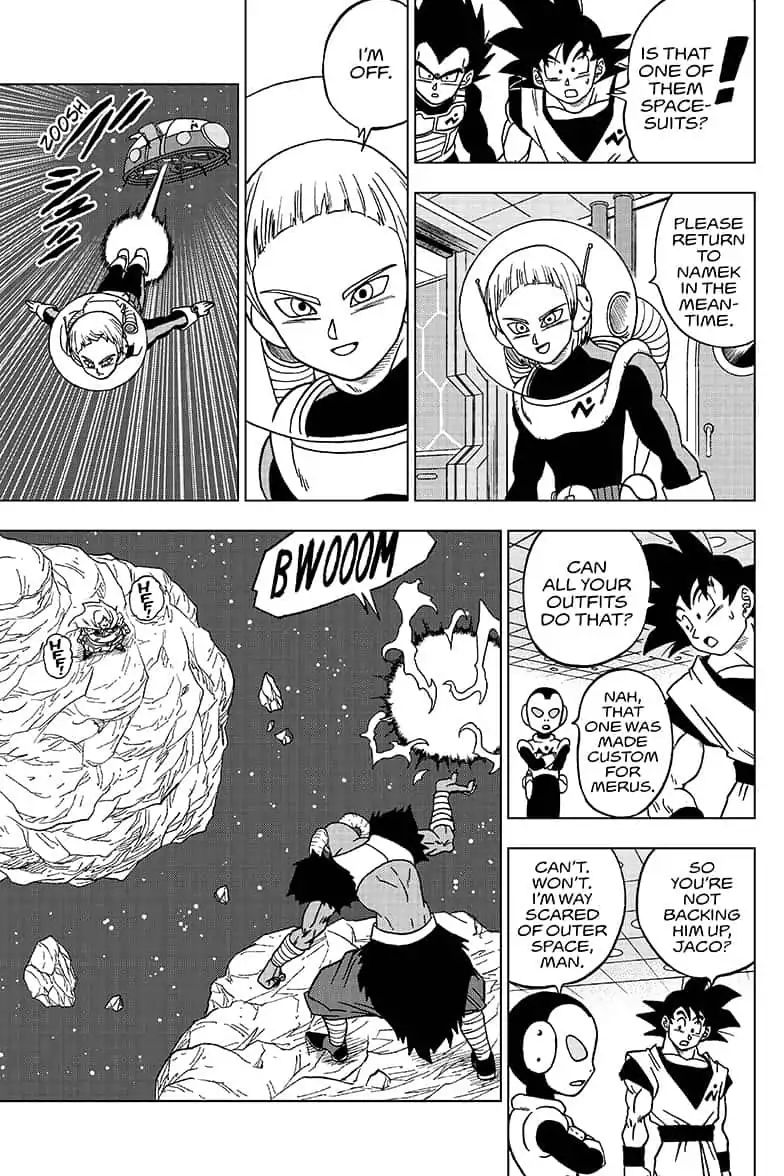 Dragon Ball Super Chapter 49  Online Free Manga Read Image 28