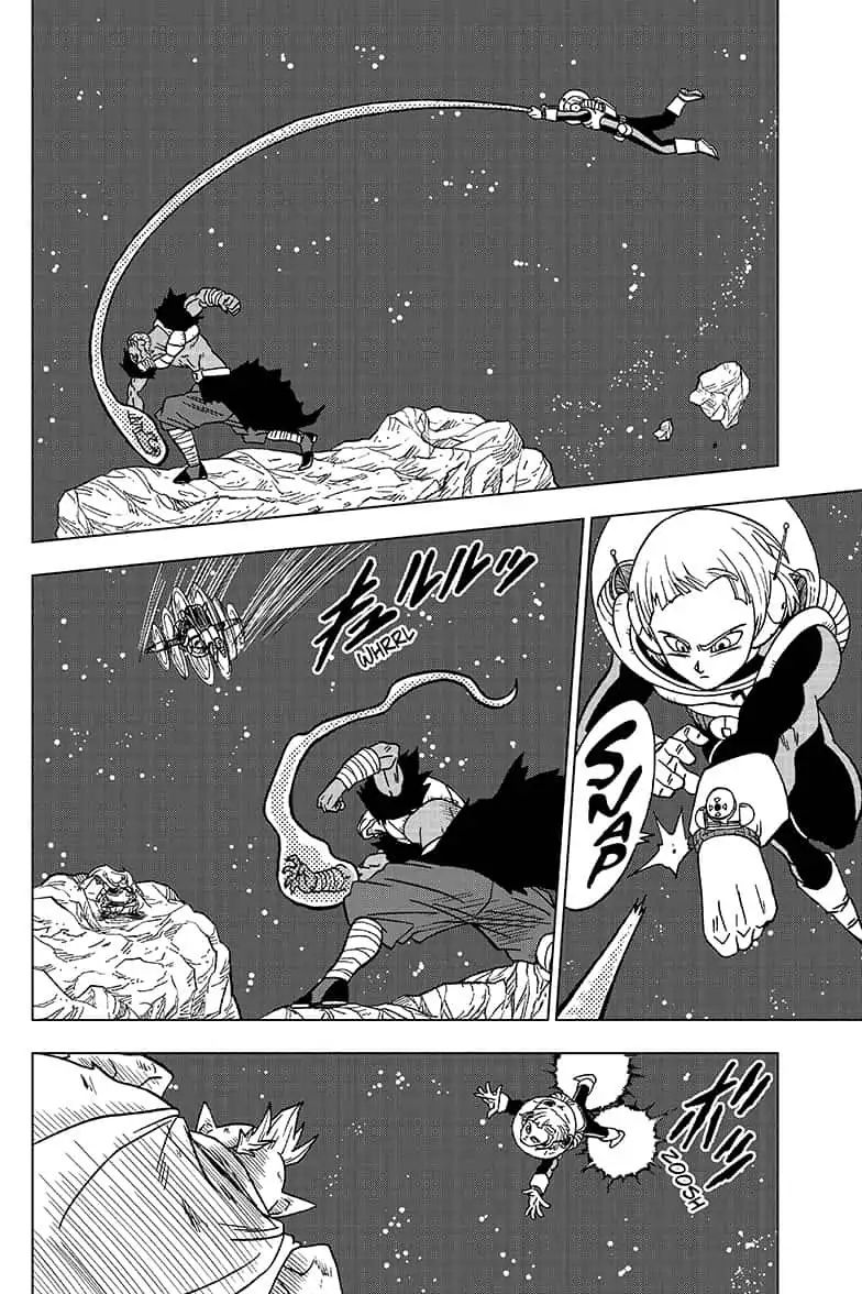 Dragon Ball Super Chapter 49  Online Free Manga Read Image 31