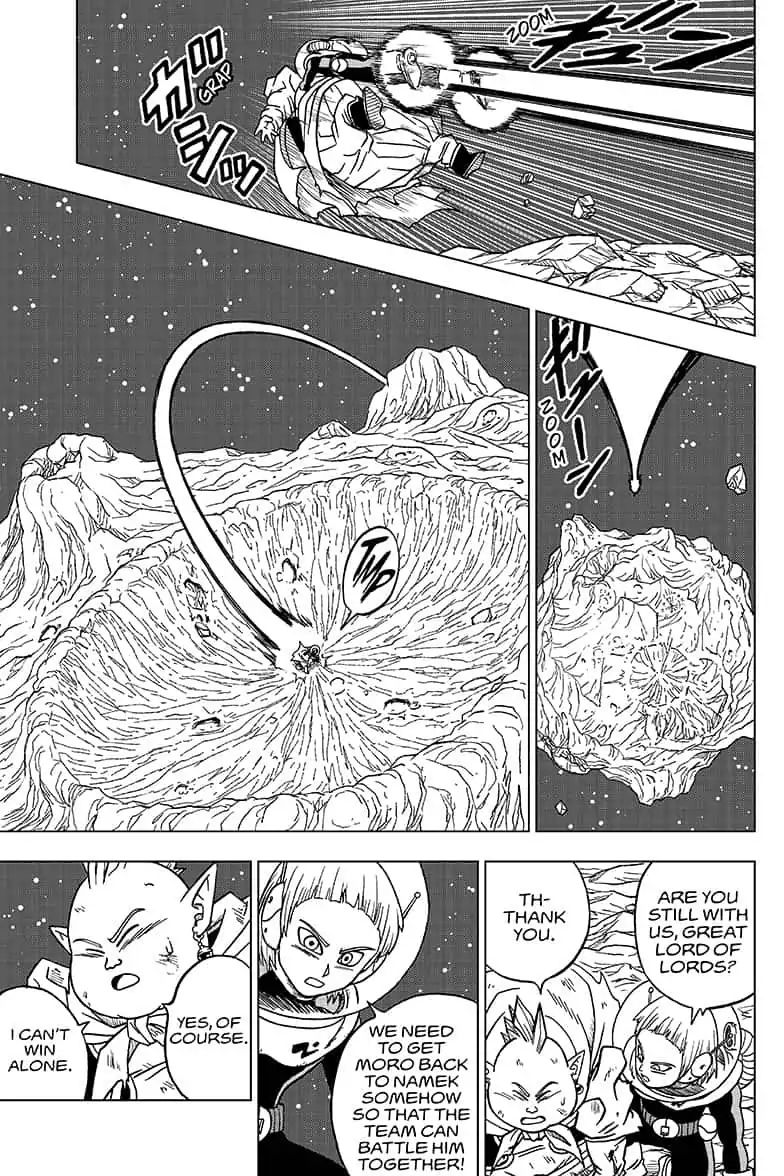 Dragon Ball Super Chapter 49  Online Free Manga Read Image 32