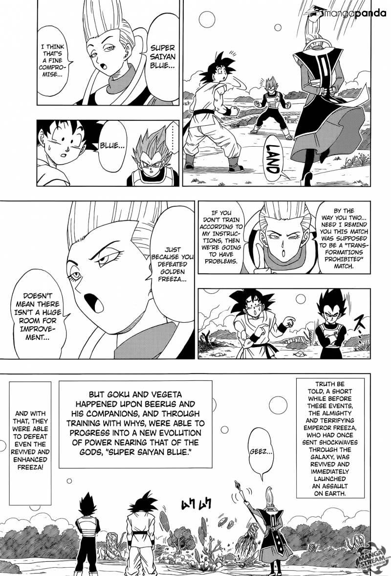 Dragon Ball Super Chapter 5  Online Free Manga Read Image 12