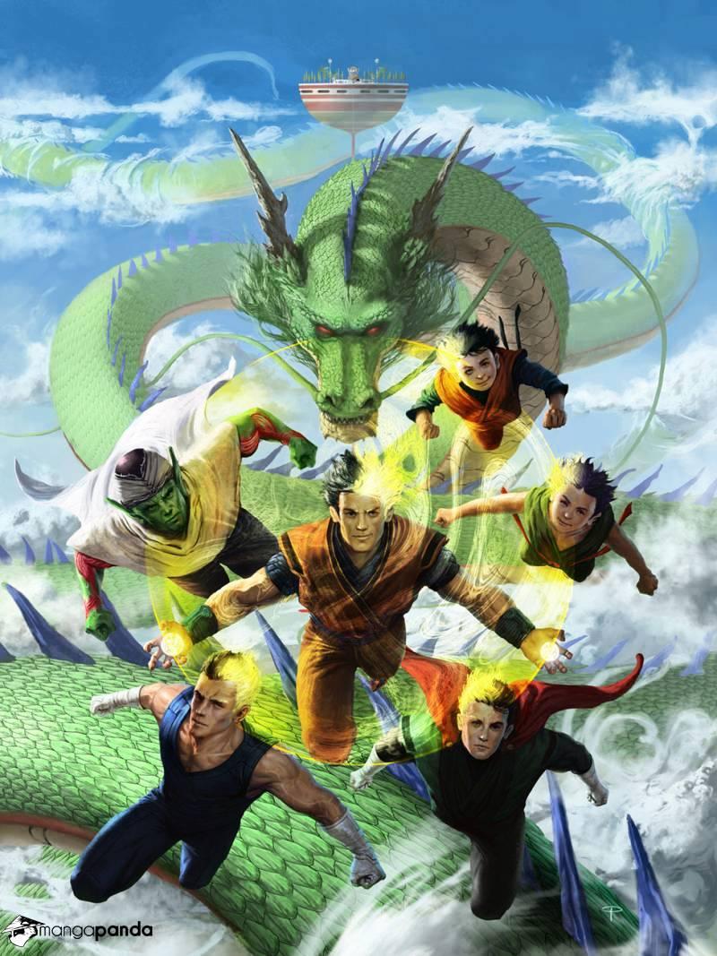 Dragon Ball Super Chapter 5  Online Free Manga Read Image 2