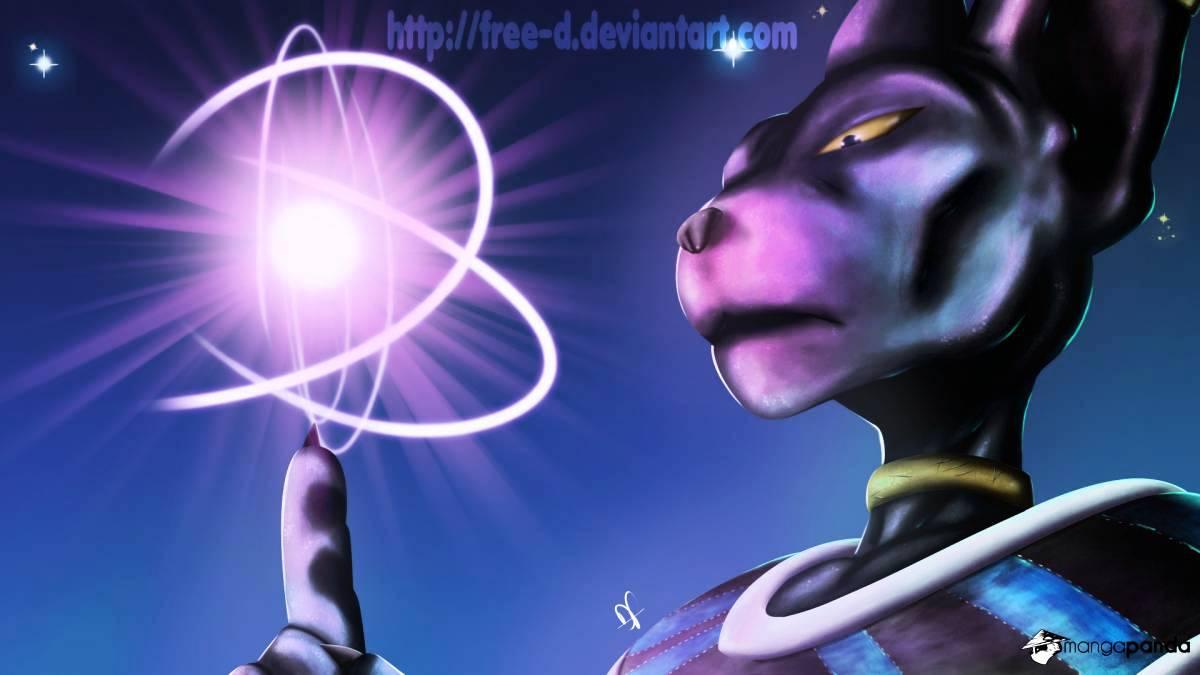 Dragon Ball Super Chapter 5  Online Free Manga Read Image 24