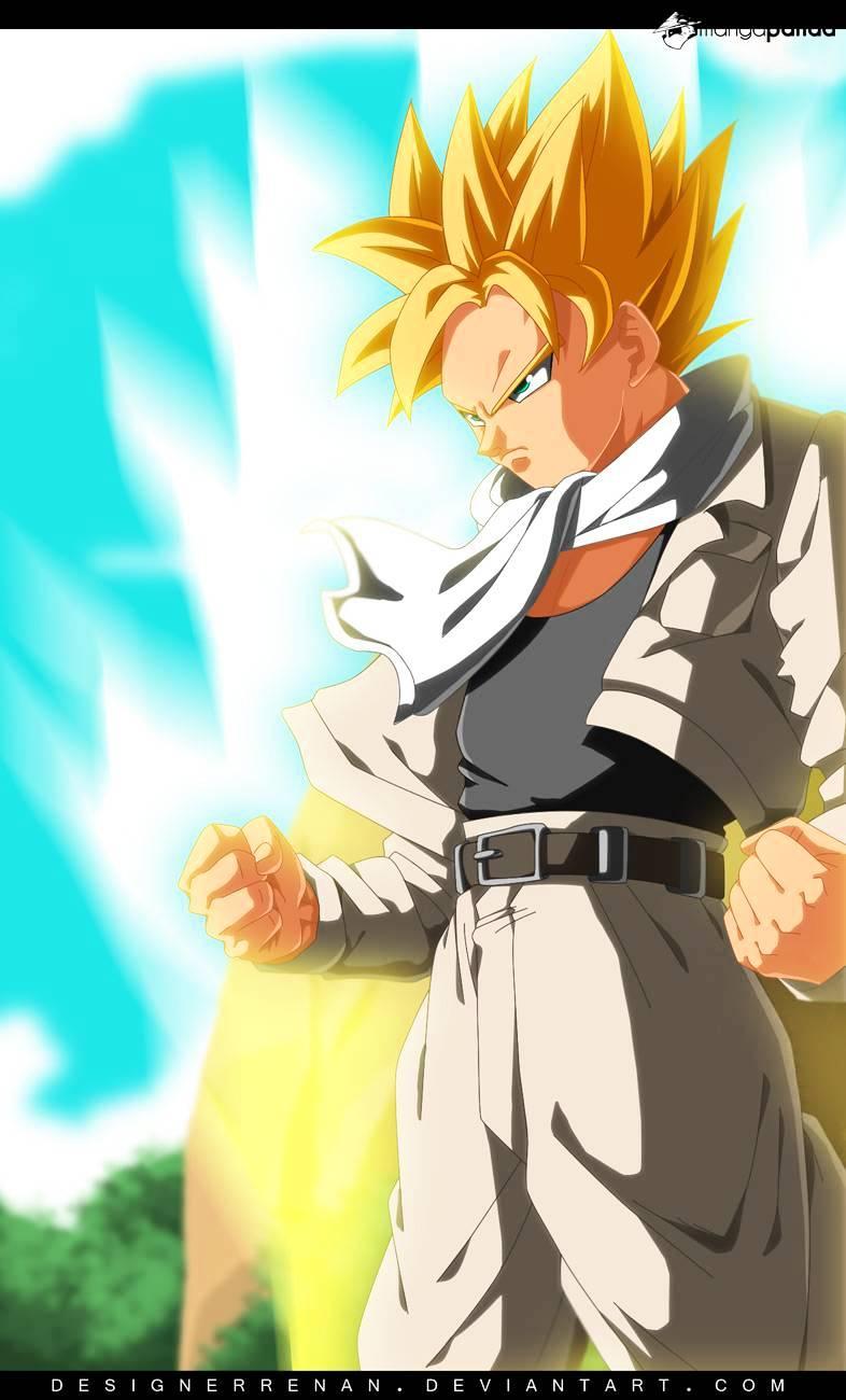 Dragon Ball Super Chapter 5  Online Free Manga Read Image 3